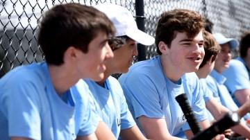 Gallery: JV Tennis vs. Bishop Miege