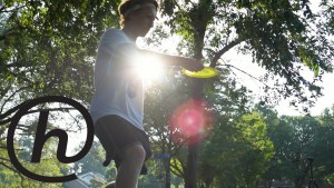 Discovering Disc Golf in KC