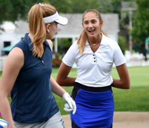 Tess Roman Rising Golf Star