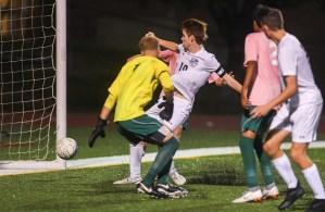 Gallery: Boys Varsity Soccer vs. SM South