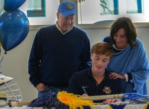 Gallery: Fall Signing Ceremony