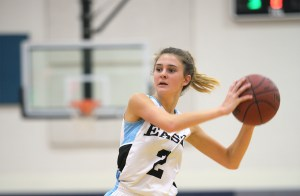 Gallery: Girls JV Basketball vs Bishop Miege