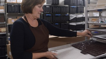 Moms on the Job: Annedore's Fine Chocolates