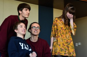 Gallery: Spring Play Auditions