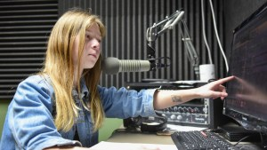 On Air With Skylar Rochelle: Senior and Local Radio Host Pursues Passion for Music