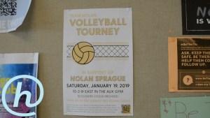 Rescheduled: Team Nolan Volleyball Tournament