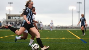 Gallery: Girls JV Soccer vs Shawnee Mission West