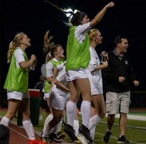Girls Varsity Soccer vs. Olathe North