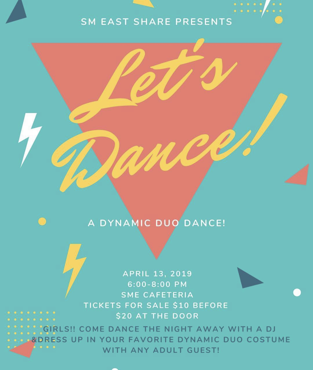 Dynamic Duo Dance