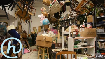 The Hidden Props Loft of SME