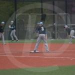 Sophomore David Crabb follows the ball. Photo by Austin Housley.