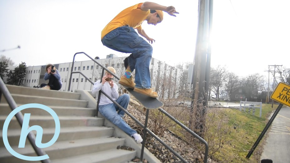 Hugo Romero and the 10 Stair