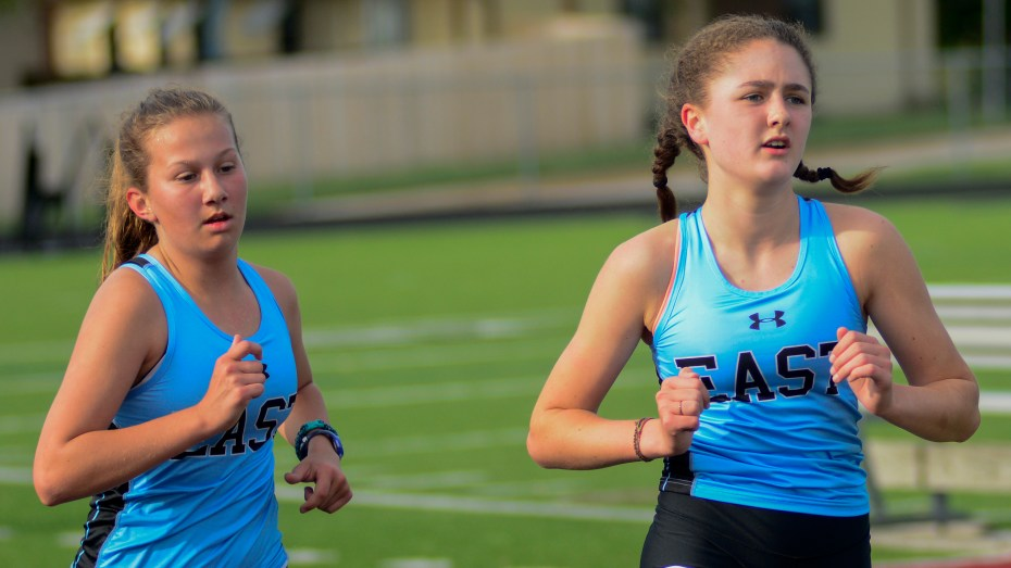 Gallery: Jv Track Meet at Olathe North