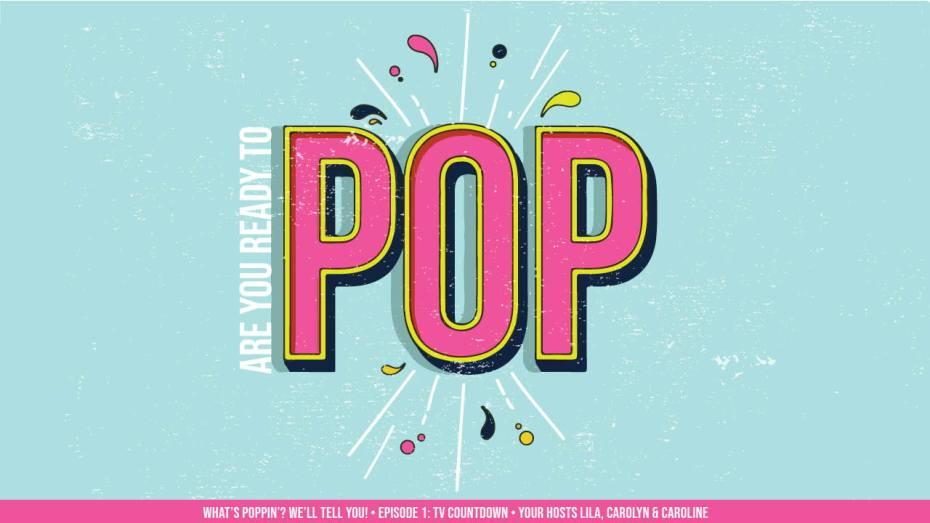 POP Episode 1: TV Countdown