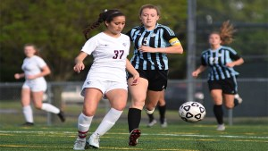 Gallery: Girls' JV Soccer vs. Olathe East