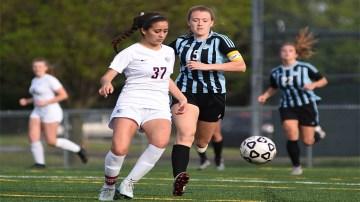 Gallery: Girls' JV Soccer vs. Olathe East