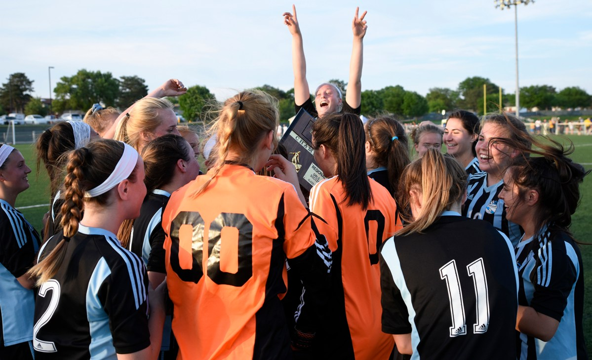 Gallery: Girls Varsity Soccer Regional Championships vs. SM West