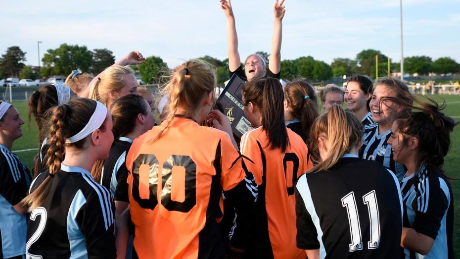 Gallery: Girls Varsity Soccer Regional Championships vs. SM West