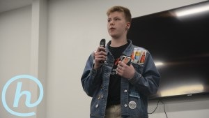 Voices of East: The 2019 Annual Poetry Slam
