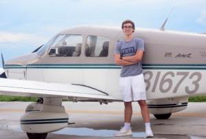 Flying High with Aaron