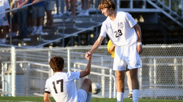 Gallery: Boys Varsity Soccer vs. SM West
