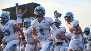 Gallery: Boys Varsity Football vs Olathe Northwest