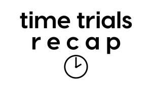 Cross Country Time Trials Recap