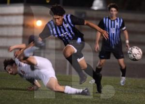 Live Broadcast: Varsity Boys Soccer vs. Olathe East