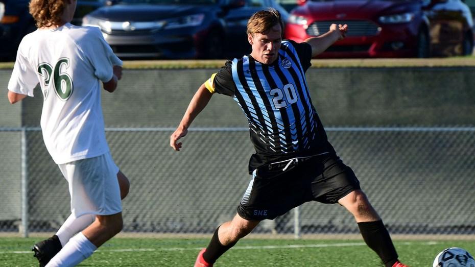 Gallery: Boys JV Soccer defeats SM South 4-0