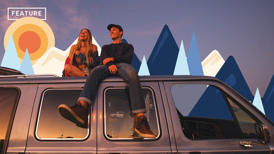 Adventure Awaits: Two seniors and their gap year plans to travel country in a Ford E-150