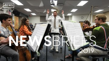 News Briefs: Orchestra's Halloween Pop-Up Concert, Kansas City T-Bones and Hong Kong Protests