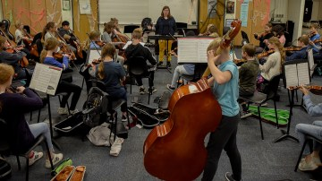 All Things 'Platinum Strings': What to know about the elementary school honors strings program of the East area