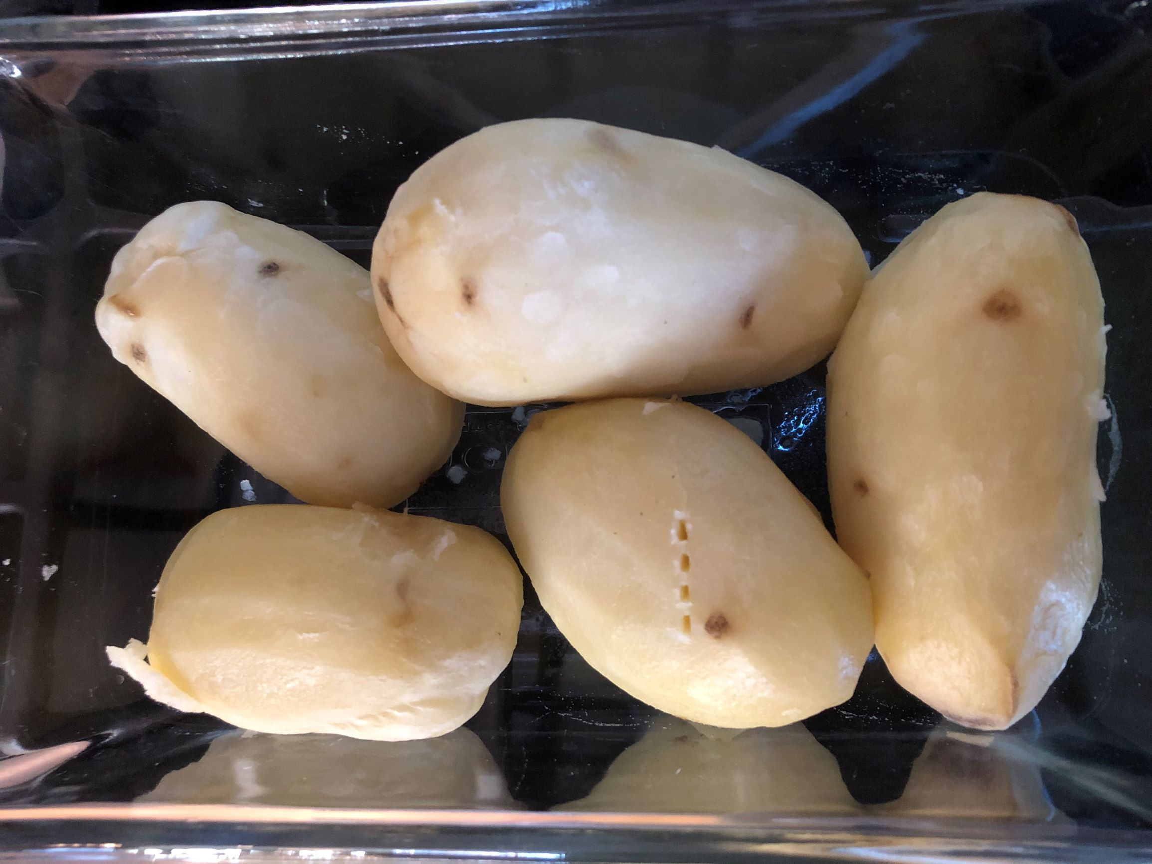 Gnocchi - Cooked Potato