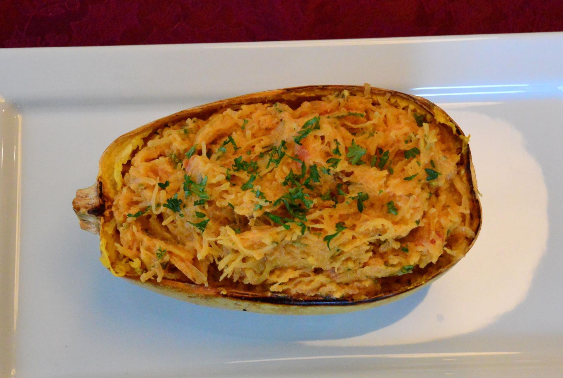 Spaghetti Squash Rosé