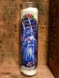 Til Death Prayer Candle