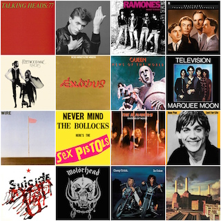 30 Rock Albums Turning 40 in 2017: The Best of 1977