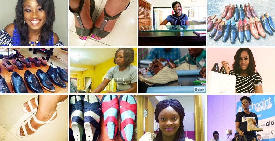 These 6 Nigerian Women Are Scaling Heights In The Shoemaking Business
