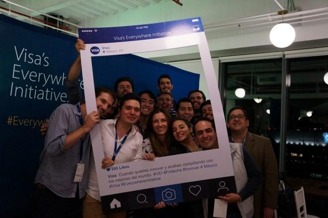 2017, Visa Everywhere Initiative Participants, Mexico