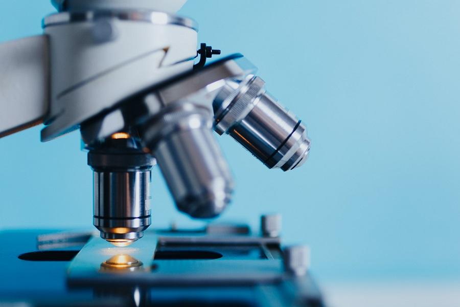 Emotional Intelligence - Examine like microscope Image