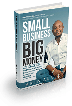 Nigerian Entrepreneur (Small business big money)