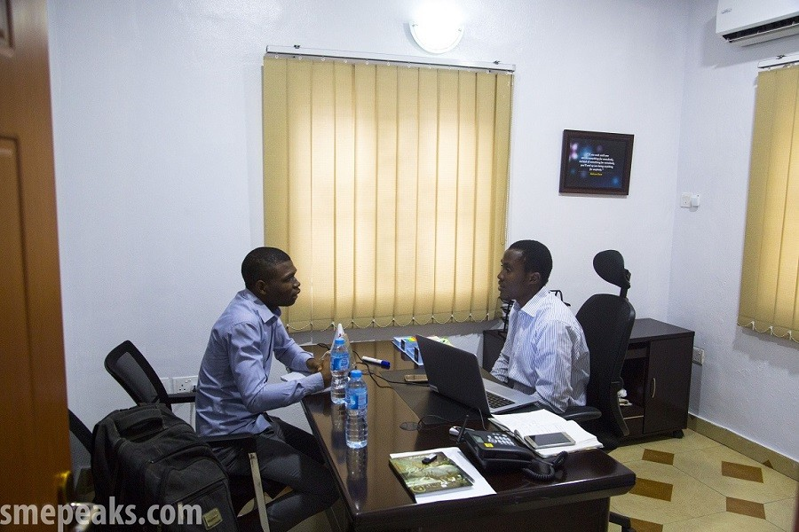 In conversation with Adeshina, COO, Proville.net