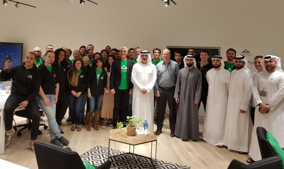 Techstars Dubai Accelerator 2018