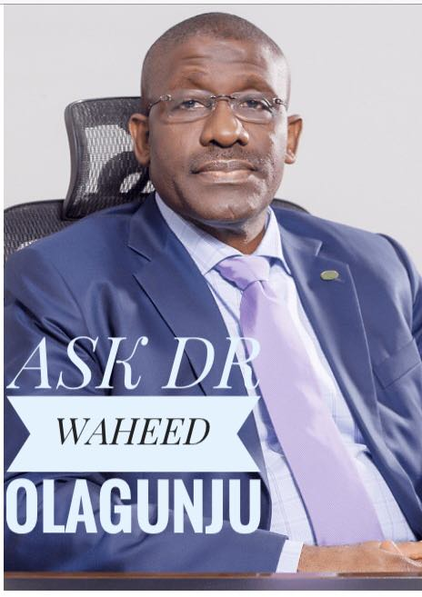 Dr. Waheed Olagunju, BOI SME Executive Director - Smepeaks
