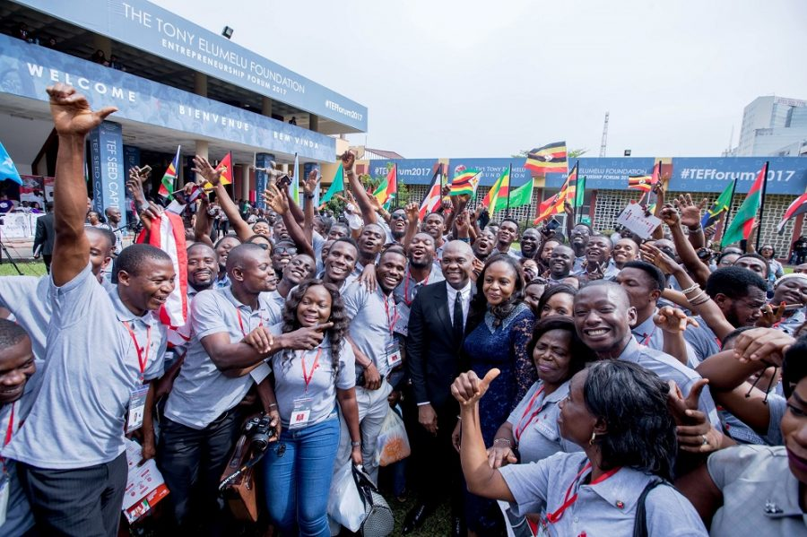 TEF to Host a Forum of 5,000 African Entrepreneurs This October