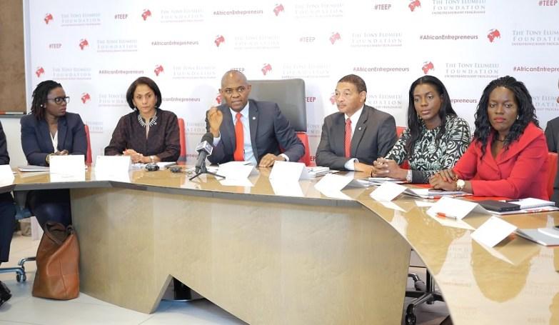 Tony Elumelu Foundation Entrepreneurship Program