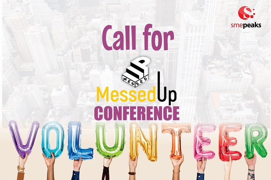 MessedUp! Conference; Call For Volunteers