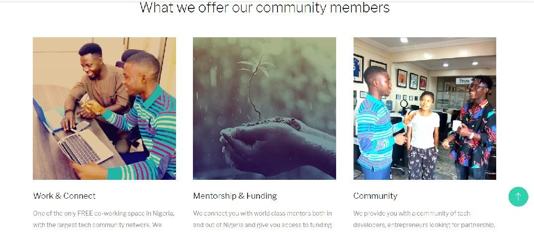 Arewa Screenshot - Startup Arewa
