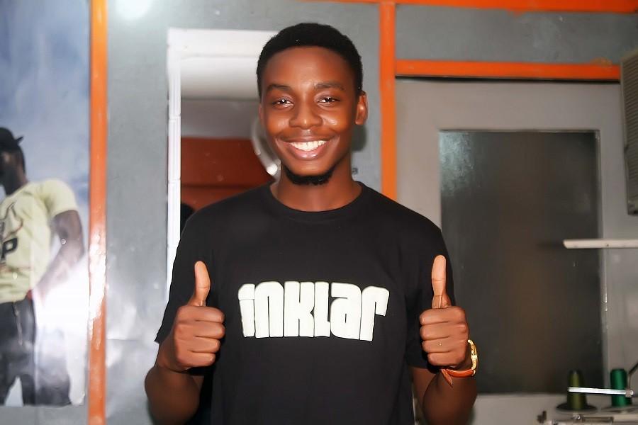 Jide Fajuke, founder/CEO, Inklar - Smepeaks.com
