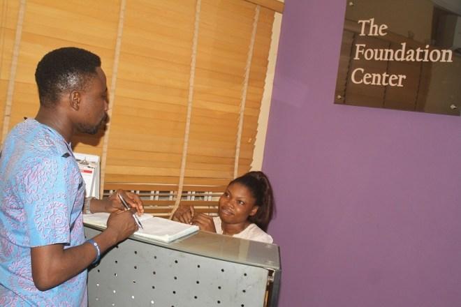 Fastlaunch Africa Incubator - reception: Smepeaks.com