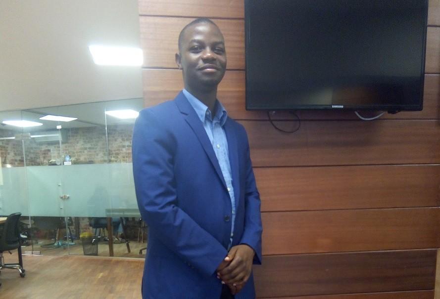 Goodness Kayode, Cofounder/CEO, Sprinble.com